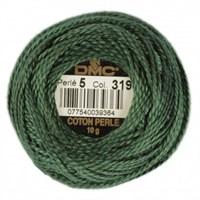 Dmc Koton Perle Yumak 10 Gr Yeşil No:5 - 319