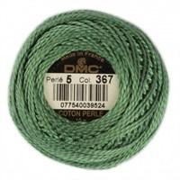 Dmc Koton Perle Yumak 10 Gr Yeşil No:5 - 367