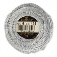 Dmc Koton Perle Yumak 10 Gr Beyaz No:5 - 415