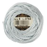 Dmc Koton Perle Yumak 10 Gr Beyaz No:5 - 3753