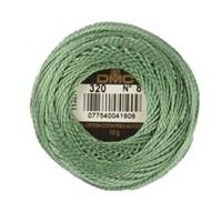 Dmc Koton Perle Yumak 10 Gr Yeşil No:8 - 320