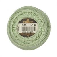 Dmc Koton Perle Yumak 10 Gr Yeşil No:8 - 369