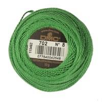 Dmc Koton Perle Yumak 10 Gr Yeşil No:8 - 702