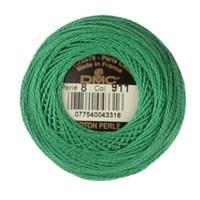 Dmc Koton Perle Yumak 10 Gr Yeşil No:8 - 911