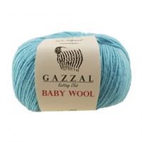 Gazzal Baby Wool Mavi Bebek Yünü - 820