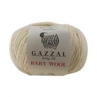 Gazzal Baby Wool Bej Bebek Yünü - 829