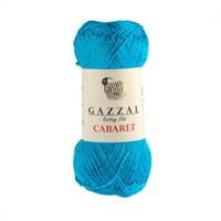 Gazzal Cabaret Mavi El Örgü İpi - 351