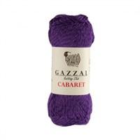 Gazzal Cabaret Koyu Mor El Örgü İpi - 356