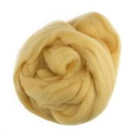 Gazzal Felt Wool Sarı Yün Keçe - 6112