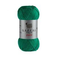 Gazzal Jazz Yeşil El Örgü İpi - 635