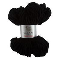 Gazzal Pure Wool Siyah El Örgü İpi - 5250