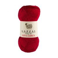 Gazzal Riva Lurex Kırmızı El Örgü İpi - 2005