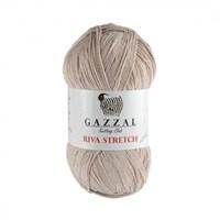 Gazzal Riva Stretch Gri El Örgü İpi - 2105