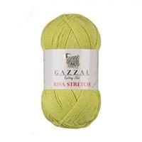 Gazzal Riva Stretch Yeşil El Örgü İpi - 2114