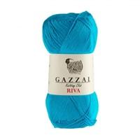 Gazzal Riva Gök Mavisi El Örgü İpi - 162