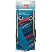 Prym 4,5 Mm 60 Cm Esnek Misinalı Hızlı Örme Şişi - 218919