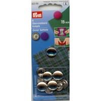 Prym Metal Aparatsız Kaplama Düğme - 323151