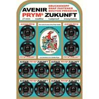 Prym 21 Mm 12 Set Metal Çıt Çıt - 341137