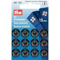 Prym 13 Mm 12 Set Metal Çıtçıt - 341157