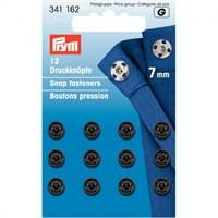Prym 7 Mm 12 Set Metal Çıt Çıt - 341162