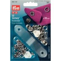 Prym 10 Mm 10 Set Triko Çıt Çıt - 390107