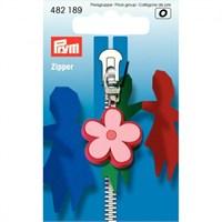 Prym Çiçek Metal Fermuar Ucu - 482189
