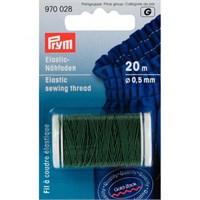 Prym 0.5 Mm Yeşil Lastik Dikiş İpliği - 970028