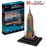 Cubic Fun Empire State Building (3D Puzzle)