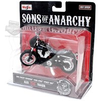 Sons Of Anarchy 2006 Harley Davidson Street Bob Tıg Model Motosiklet