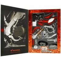 Maisto 1:12 Honda Crf450r Model Maket Kit Motosiklet