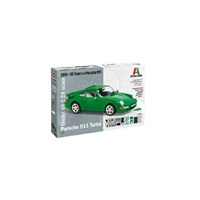 Italeri Porsche 911 Turbo Green 3682S