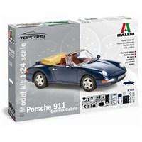 Italeri Porsche 911 Carrera Cabrio 3679S