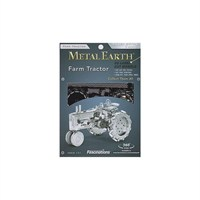 Metal Earth Farm Tractor Mms052