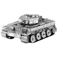 Metal Earth Tiger I Tank Mms203
