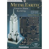 Metal Earth Empire State Building Mms010