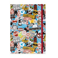 Batman V Superman Orta Boy Defter