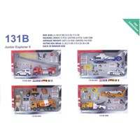 Cararama 131B 4 Model Macera Araçları