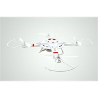 Cx-32W Kameralı Otomatik Kalkış Yapan Drone Multikopter Beyaz