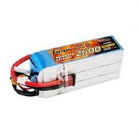 Gens Ace 2600Mah 22.2V 60C 6S1p Lipo Batarya