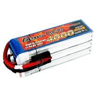 Gens Ace 4000Mah 22.2V 60C 6S1p Lipo Batarya