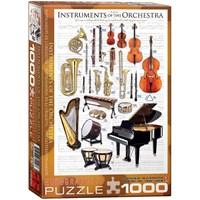 Eurographics 1000 Parça Orkestra Enstrümanları