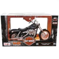 Maisto Harley Davidson 2006 Fxdbi Dyna Street Bob 1:12 Model Motosiklet