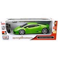 Maisto Lamborghini Huracan Lp 610-4 U/K 1:14 Maisto Tech Yeşil