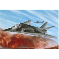 Revell Model Set Uçak Model Set F-117 Stealth Fıghter / 64037
