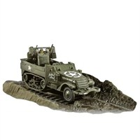 Revell Askeri Set M16 Halftrack / 3228