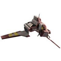 Revell Star Wars Republic Attack Shuttle (Clone Wars ) / 6672