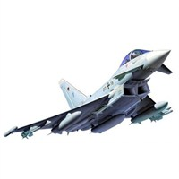 Revell Uçak Eurofıghter Typhoon - Sıngle Seater / 4568