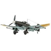 Revell Uçak Junkers Ju 87 G/D Tank Buster / 4692