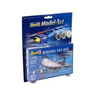 Revell Model Set Uçak Boeıng 747 / 64210