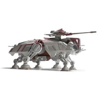 Revell Star Wars At-Te (Clone Wars ) / 6673